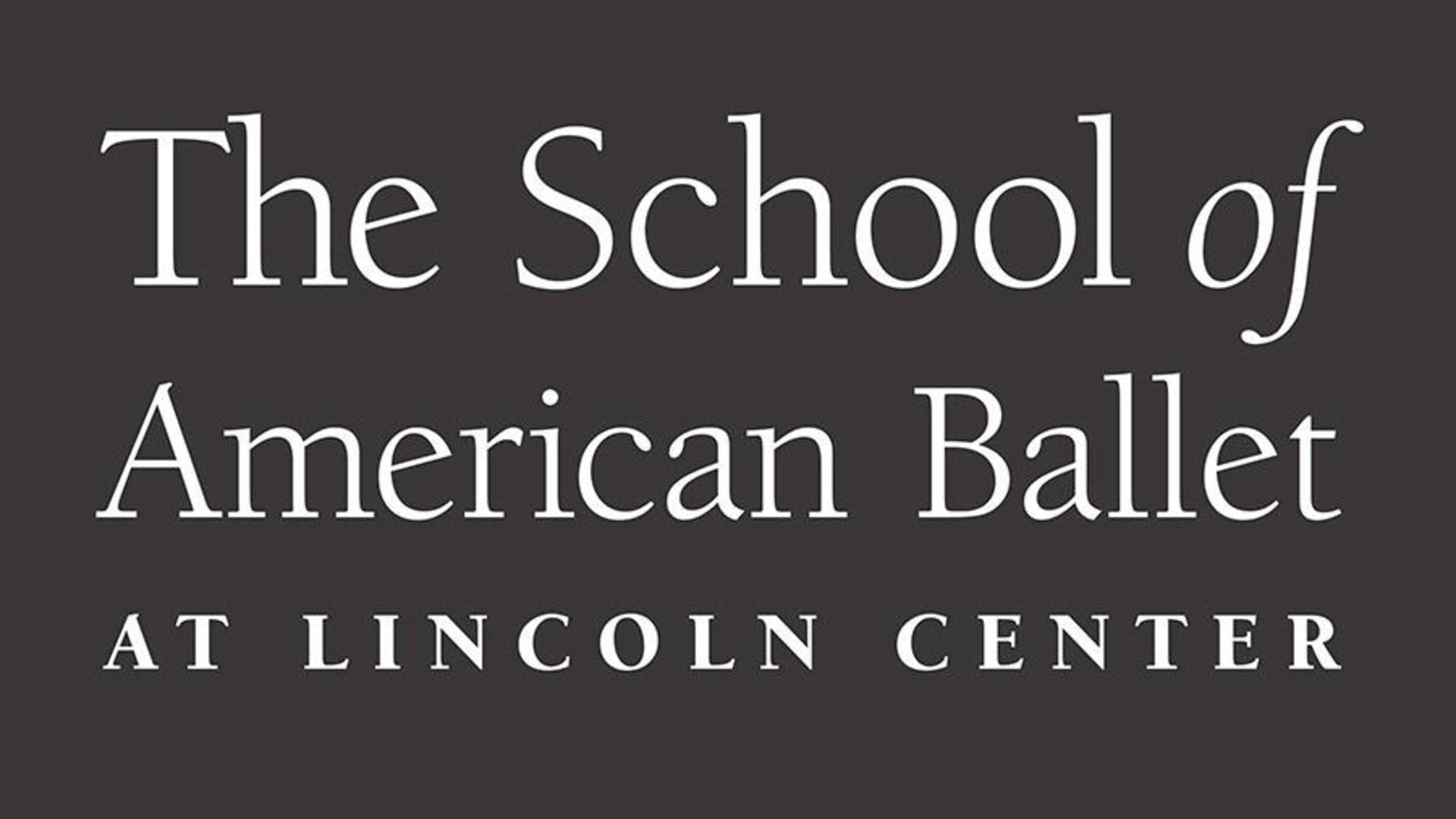 City Ballet School New York