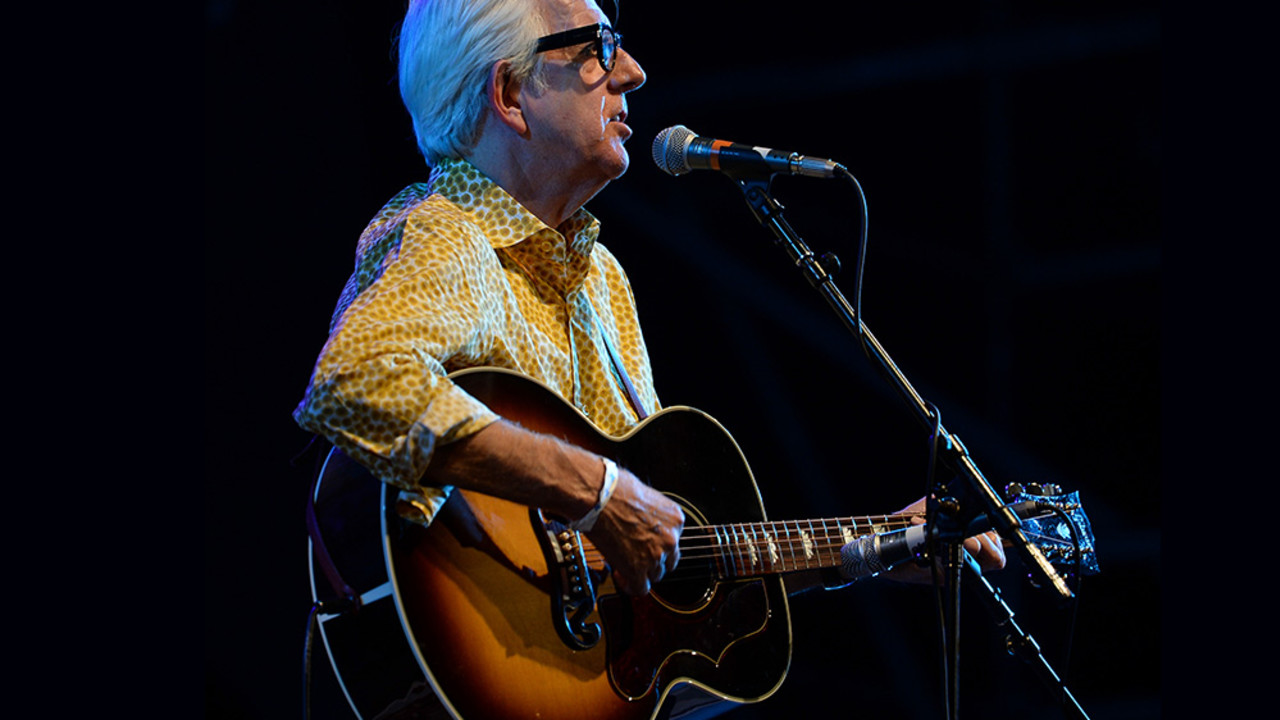 Nick Lowe's Quality Rock 'n' Roll Revue starring Los Straitjackets