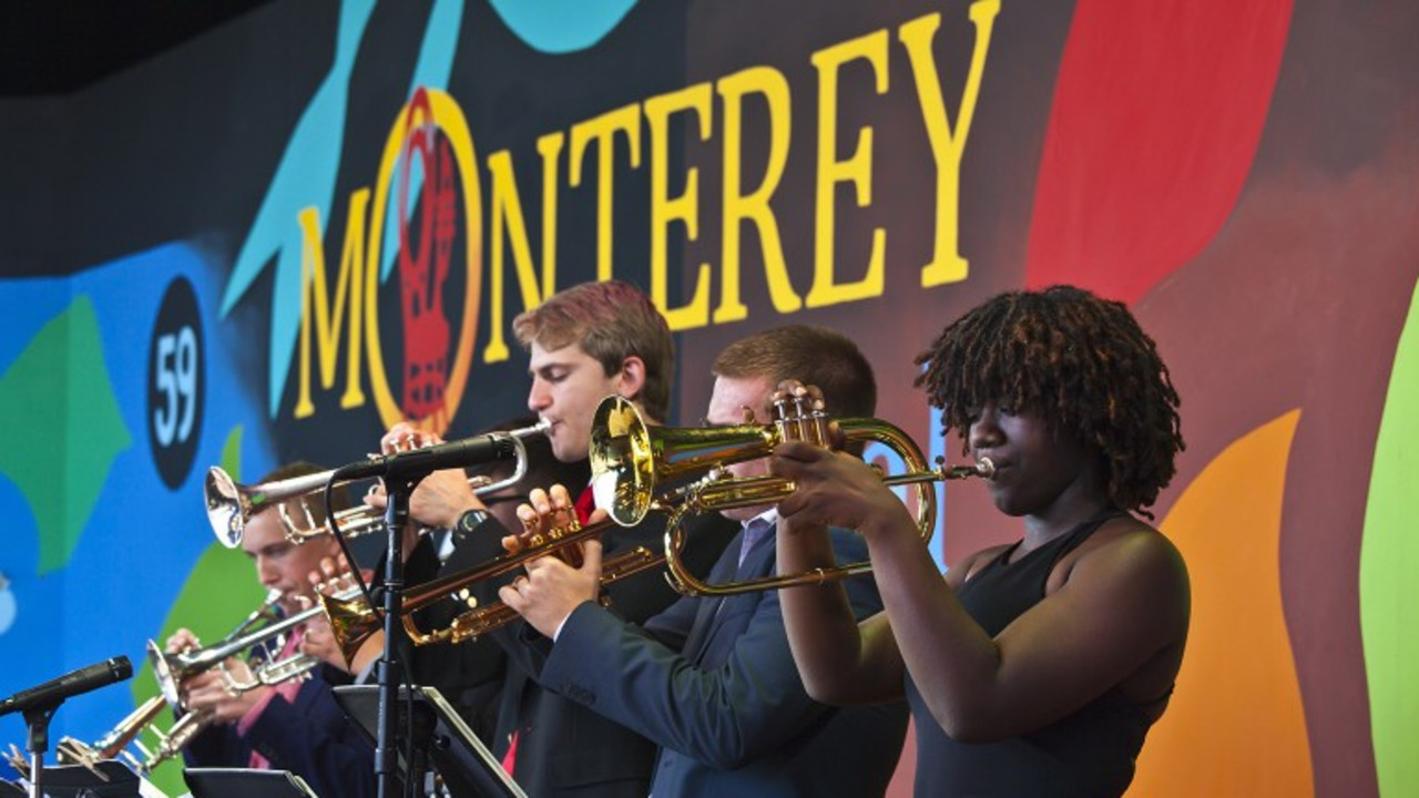 Monterey Jazz Festival's Next Generation Jazz Orchestra