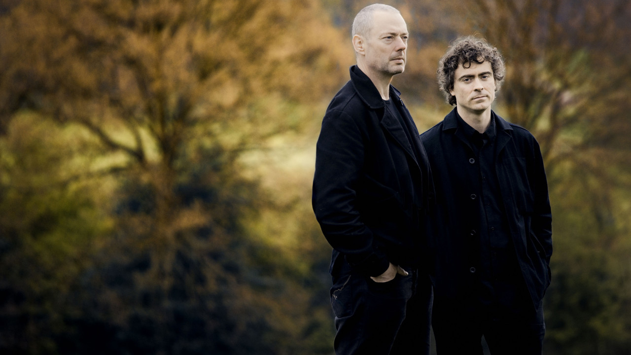 Mark Padmore, tenor, and Paul Lewis, piano
