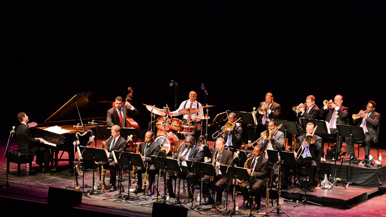 Handful of Keys: A Century of Jazz
