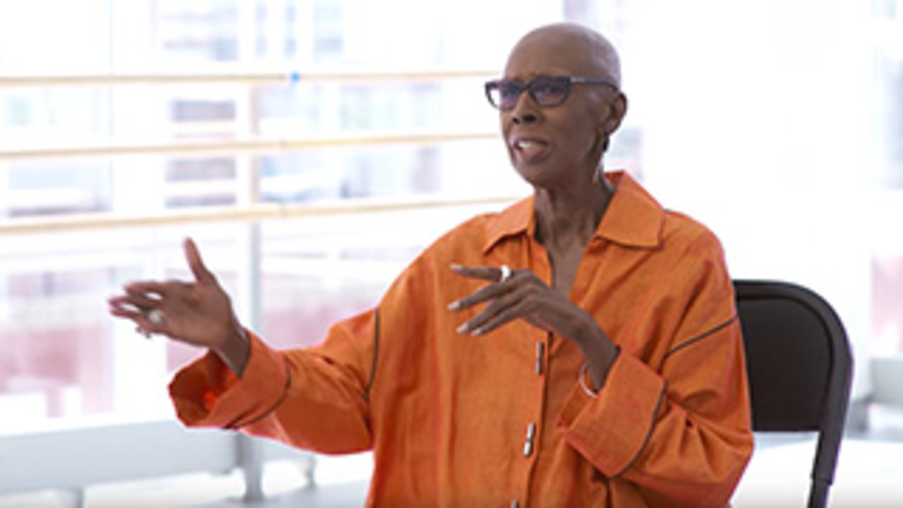 Judith Jamison's Best and Worst Advice | NYPL Library Lions 2015