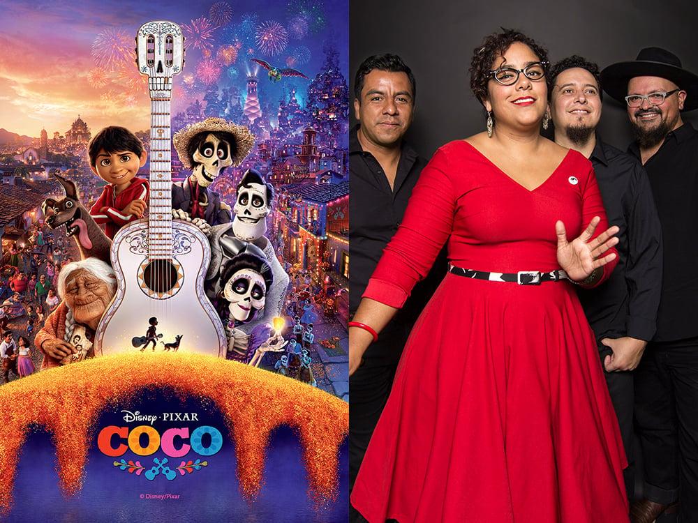 Coco - La Santa Cecilia