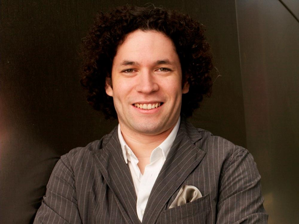 Gustavo Dudamel, conductor