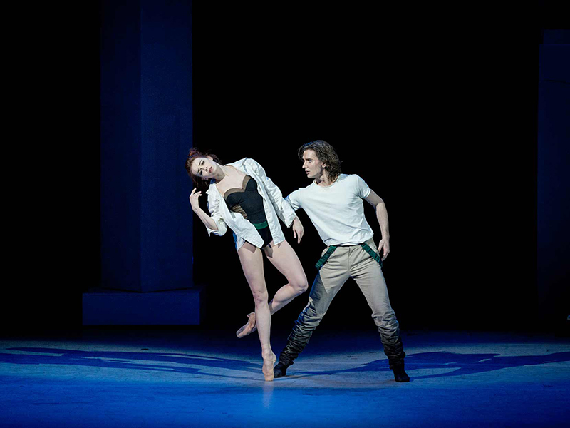 Ekaterina Krysanova & Vladislav Lantratov of the Bolshoi Ballet, The Taming of the Shrew