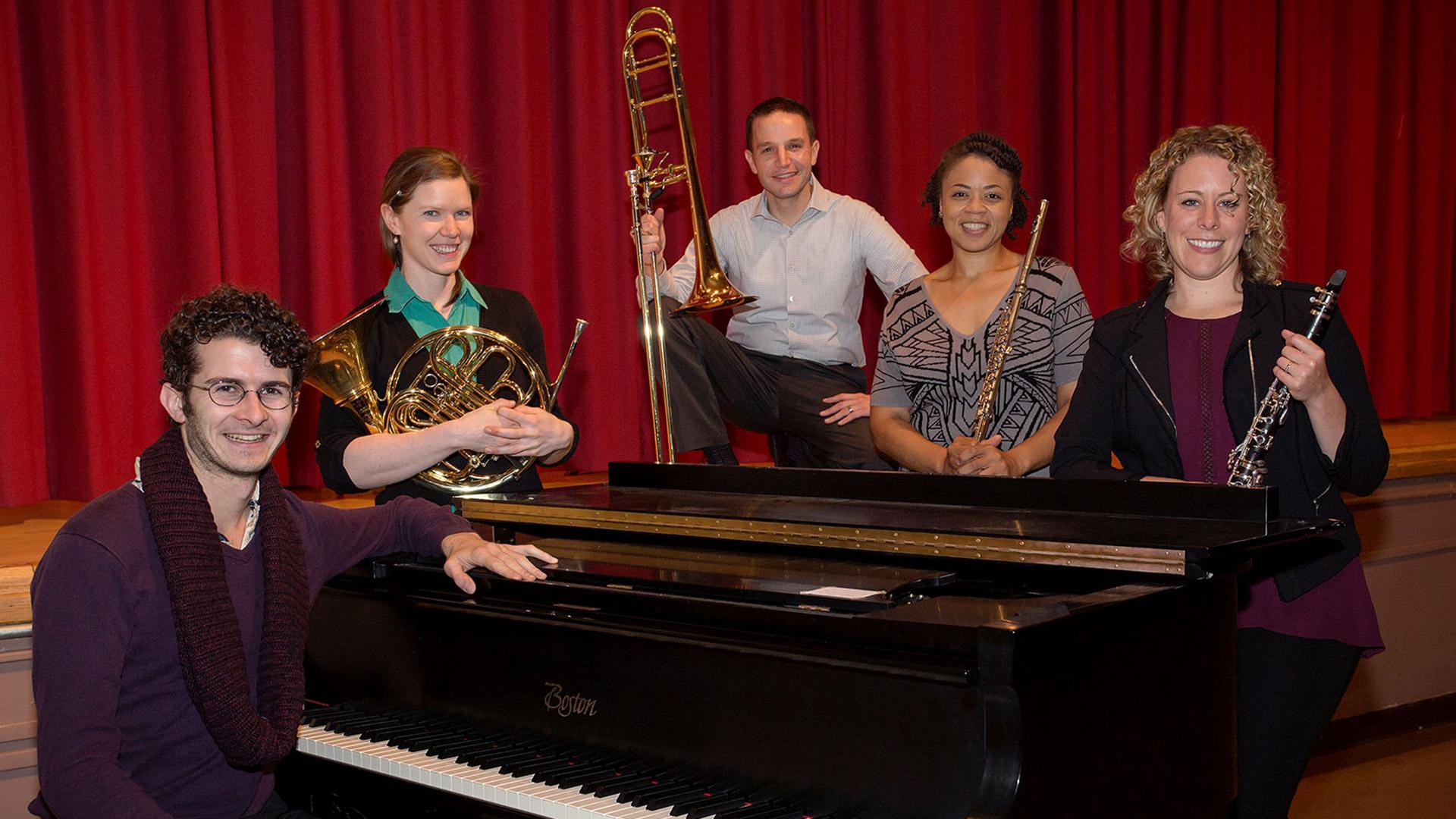 Kaleidoscope, the Teaching Artist Ensemble of the New York Philharmonic