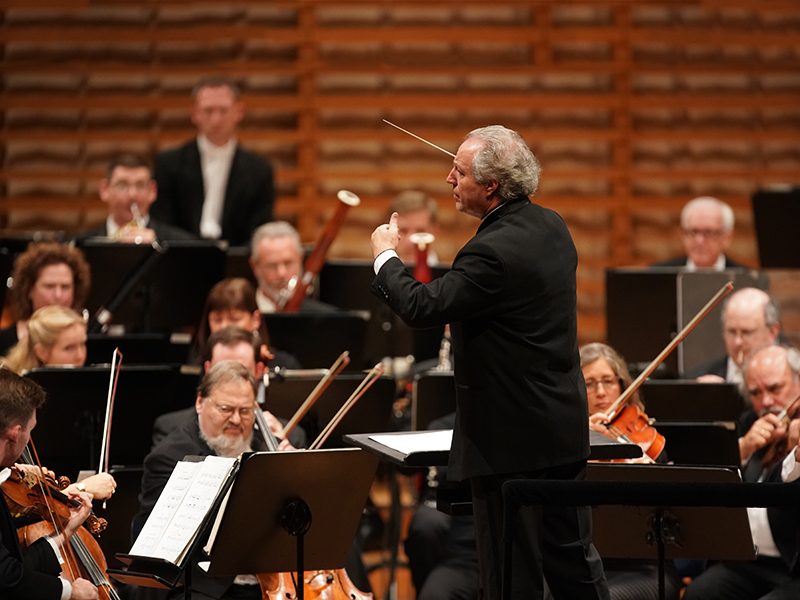 Manfred Honeck & the Pittsburgh Symphony Orchestra
