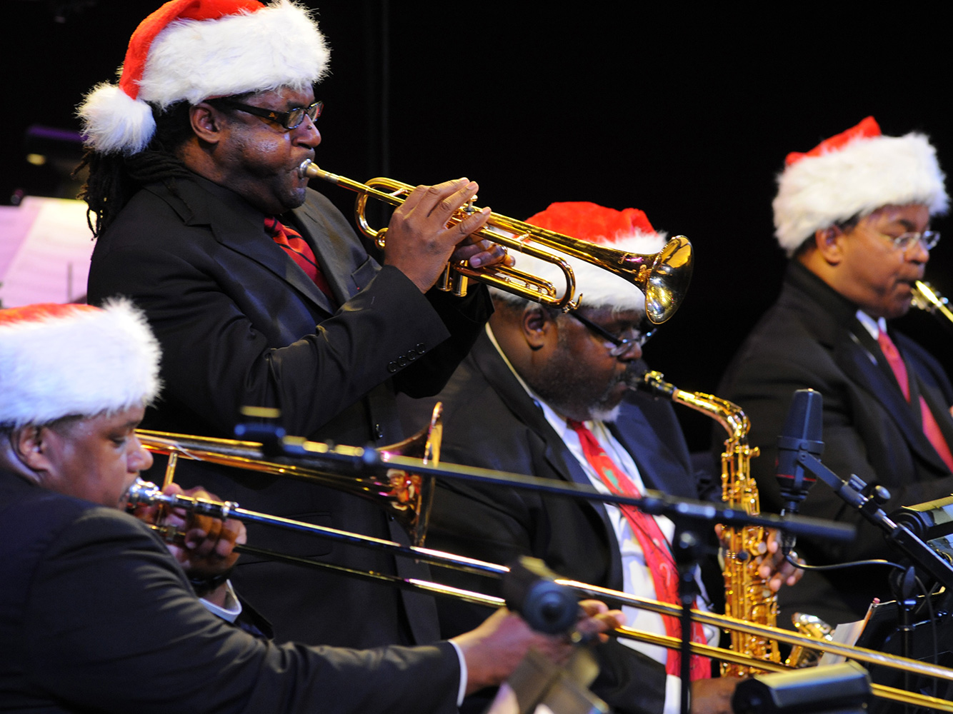 Lincoln Center Celebrates the Season