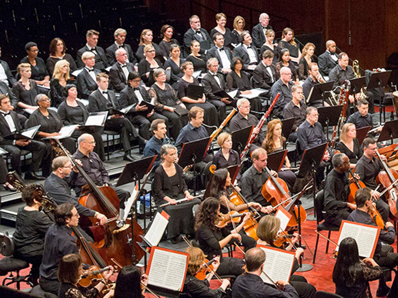 Concert Chorale of New York & the Mostly Mozart Festival Orchestra